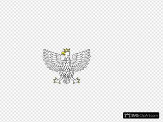Eagle Wearing Crown