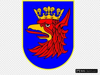 Szczecin Coat Of Arms