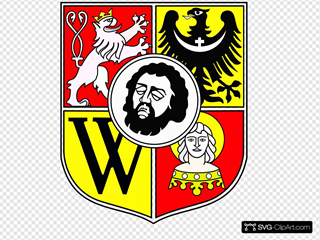 Wroclaw Coat Of Arms