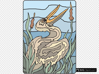 Paint By Numbers Pelican