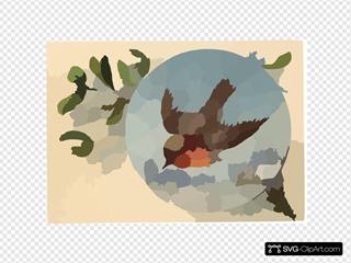 Royalty Free Image Winter Bird Graphicsfairy