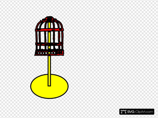 Bird Cage SVG icons