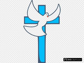 Cross Dove
