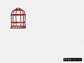 Totetude Bird Cage