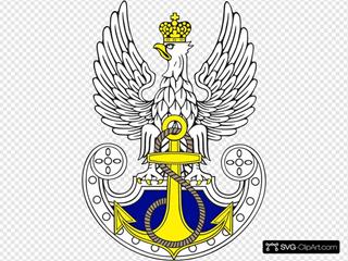 Eagle Symbol Wings