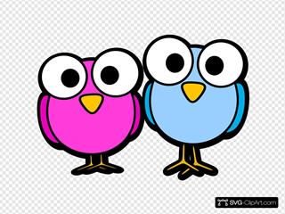 Googley Eye Birdies