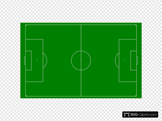 Soccer Field Football Pitch