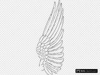 Wing-grey