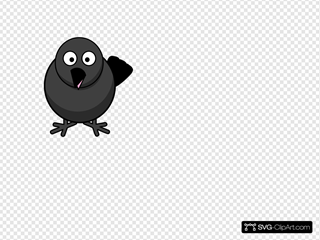 Raven Crow Black Bird