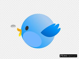 Cutie Twitter Bird