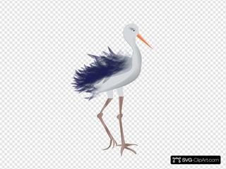 Bird With Legs