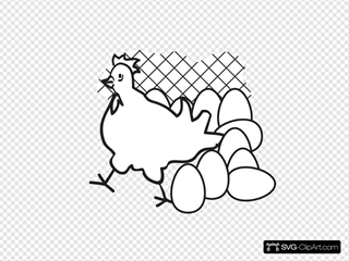 Chicken With Eggs
