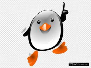 Number One Penguin