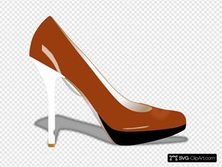 Shoe High Heel