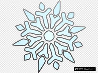 Erik Single Snowflake