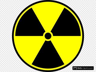 Radioactive Material Symbol