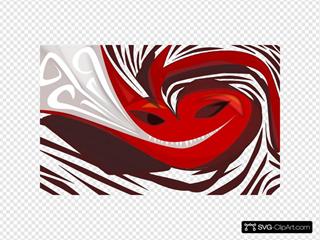 Eri Grinning Heart Wallpaper