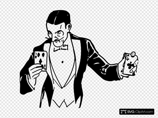 Black And White Card Trick