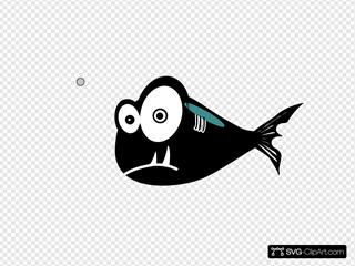 Funky Black Fish