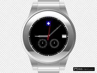 Watch SVG Clipart