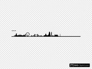 London Skyline Isolated1