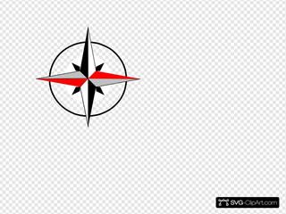 Compass Final SVG Clipart