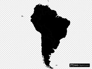 South America Black