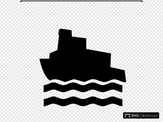 Boat Without Drop Shadow