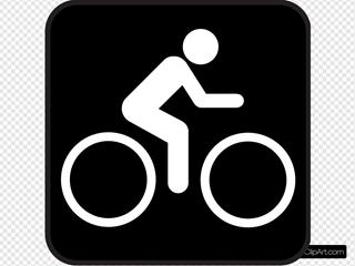 Map Symbols Bike