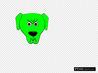 Green Angry 2