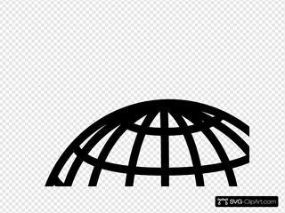 Black Wire Globe