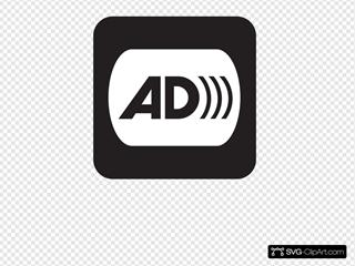 Audio Description Black