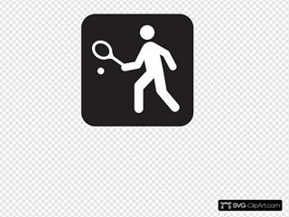 Tennis Black
