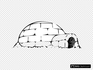 Igloo Snow House