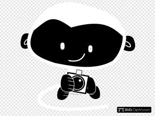 Black SVG Clipart