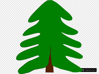 Plant Tree Cartoon