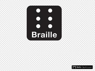 Braille Black