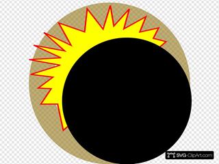Eclipse Cartoon