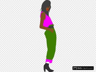 African-american Female