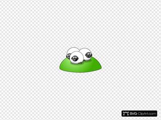 Simple Cartoon Sheep