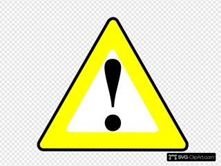 Apr1 Yellow Black Warning