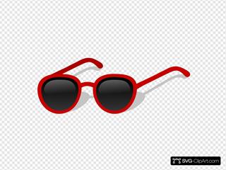 Cartoon Sunglasses