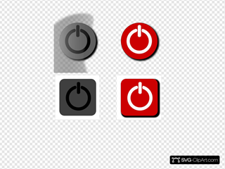 Power Off Buttons