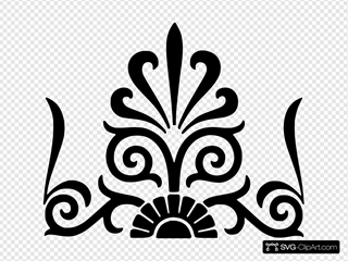 Exotic Fan Clipart