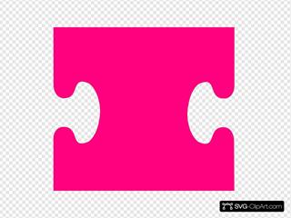 Puzzle Peice M
