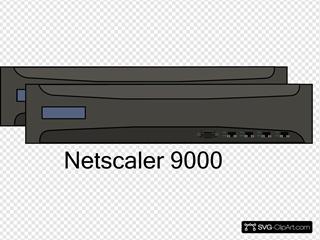 Netscaler 9000 Pair