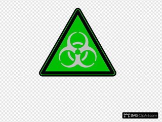 Biohazard Light Green
