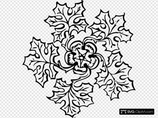 Leaf Decoration