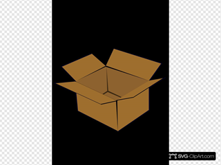 Box With Black Background