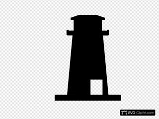 Black Lighthouse